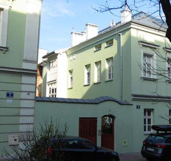 Kraków ul. Krakusa 1A